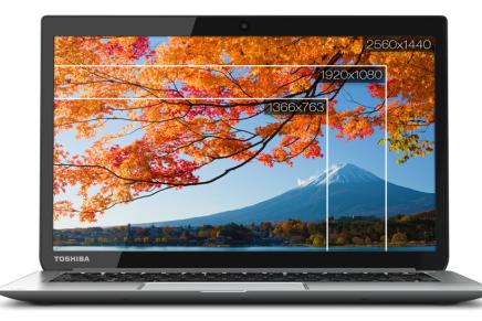 Премиум ультрабук от Toshiba