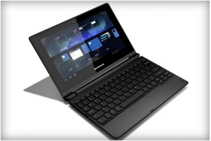 Lenovo анонсировала свой первый ноутбук на базе ОС Android