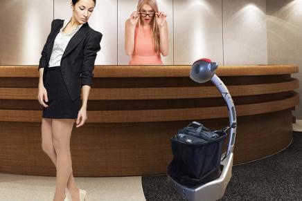 Персональный робот-носильщик
