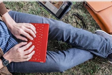 Keys-To-Go переносная клавиатура от Logitech