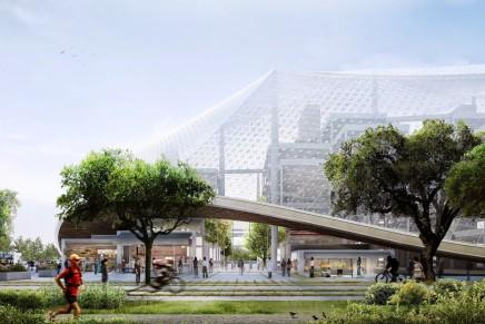 Гаджет Google – новая штаб-квартира