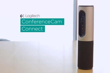 Logitech представила веб-камеру для конференций в небольших группах