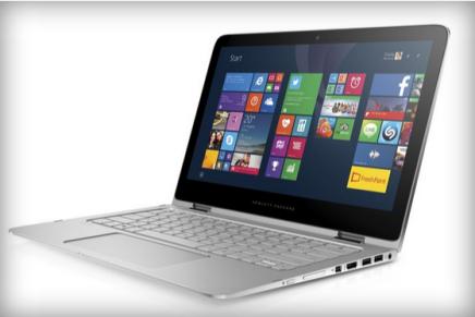 Spectre X360 – премиум ультрабук от HP