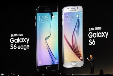 Вот они какие Samsung Galaxy S6 и Samsung Galaxy S6 Edge