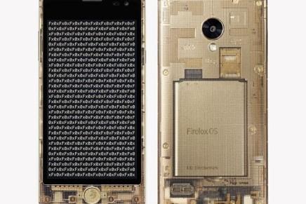 LG Fx0 – прозрачный смартфон