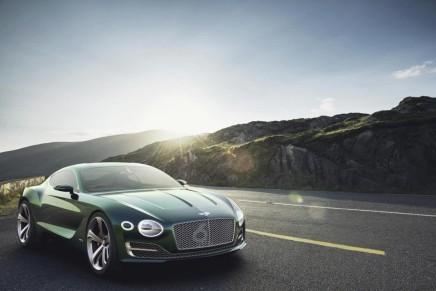 Bentley представила свои новинки на Женевском автосалоне
