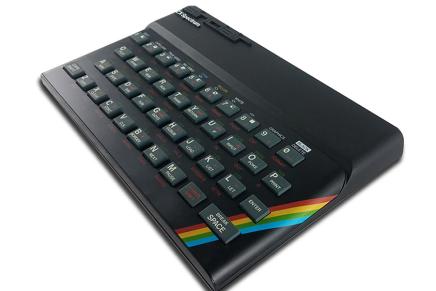 Клавиатура из прошлого или ZX Spectrum в современной обертке