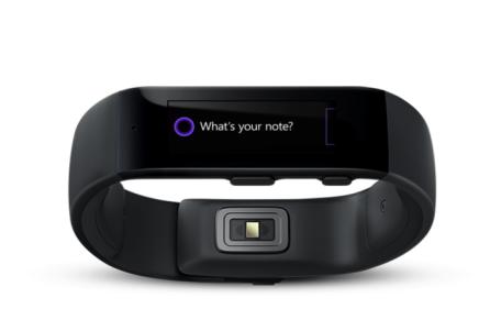 Microsoft Band – фитнес-браслет от Microsoft