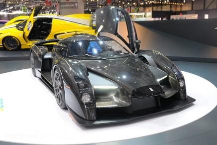 Glickenhaus SCG003 – еще один необычный GT3 автомобиль из Женевы