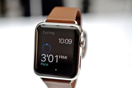 Apple smartwatch – часы не для всех