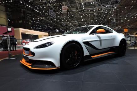 Aston Martin Vantage GT3 Special Edition – бескомпромиссный автомобиль для уличных гонок