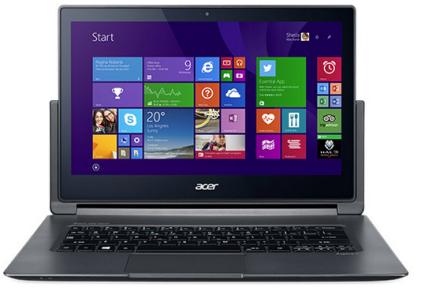 Acer представила гибридный ноутбук Aspire R13 Hybrid