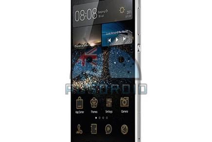 В сети появились фотографии флагманского смартфона Huawei P8