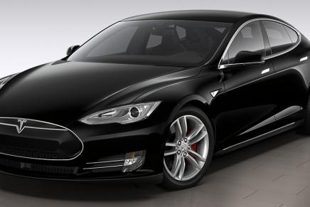 Tesla представила полноприводный седан Model S70D