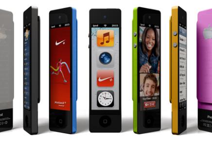 Apple готовит к выходу новый iPod?