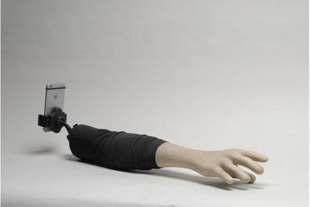 Селфи-рука гаджет для одиноких