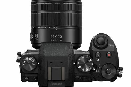 Беззеркальная камера Panasonic с возможностью записи видео в 4К за $800