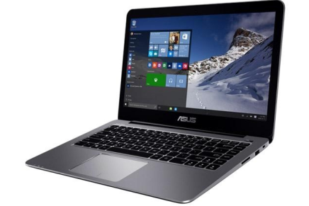 ASUS представила дешевую альтернативу MacBook Pro