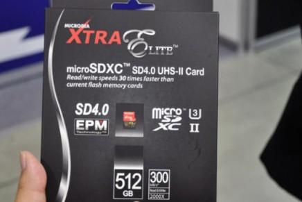 Карта microSD за 1000 долларов