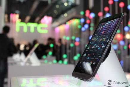 Новый флагманский смартфон от HTC появится в октябре и удивит конкурентов