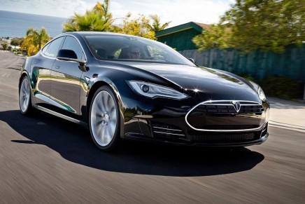 Tesla Model III электрический автомобиль стоимостью 35 тыс. долларов США