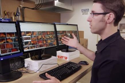 Экспериментальная док-станция для Microsoft Surface Pro