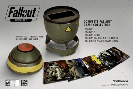 Fallout Anthology за $50