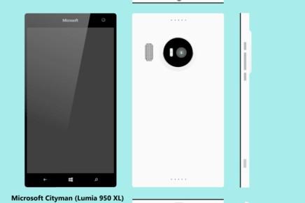 Новые флагманские смартфоны Microsoft: Cityman и Talkman