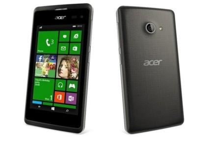 Acer представит четыре новых Windows 10 mobile смартфона этой осенью