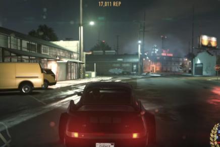 Почти 20 минут гемплея Need For Speed с Gamescom 2015