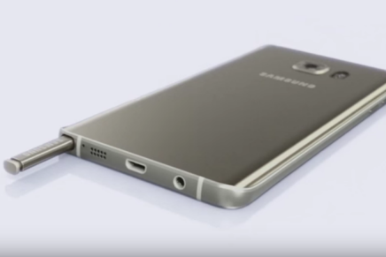 First Look на Samsung Galaxy S6 Edge+ и Note 5 от Samsung