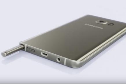 First Look на Samsung Galaxy S6 Edge+ и Note 5 от Samsung