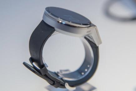 Magic View – сумасшедший микс из умных часов и Google Glass
