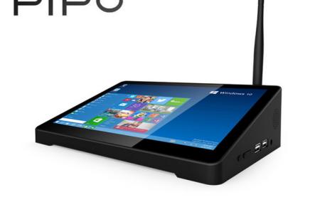 Pipo X9 один из наиболее необычных Windows 10 гибридных планшетов