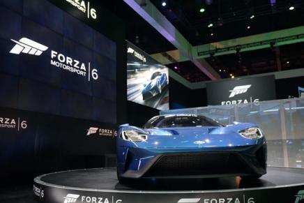 """Forza 6 """"Lagacy"""" – 40 лет развития гоночных симуляторов в минутном ролике"""