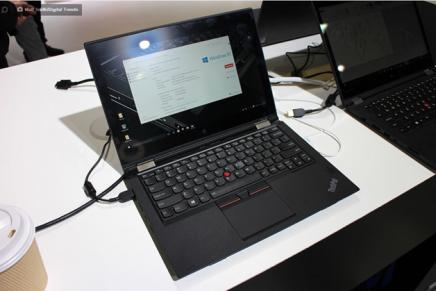 Lenovo ThinkPad Yoga – представлен на IFA 2015