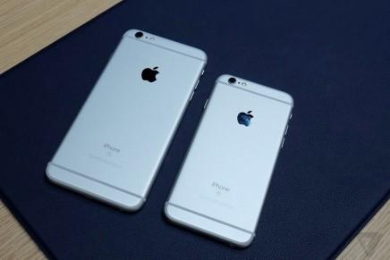 Apple представила iPhone 6S и iPhone 6S Plus