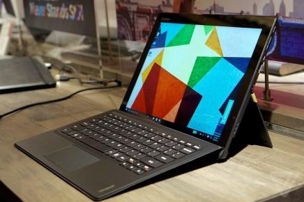 Lenovo представила Miix 700 – настоящий клон Microsoft Surface