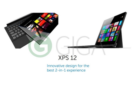 Dell также создала свой клон Microsoft Surface