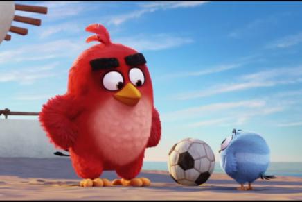 Первый трейлер мультфильма Angry Birds