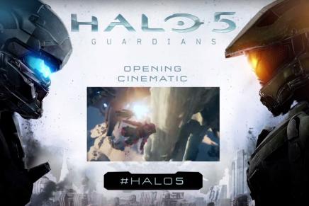 Телевизионный рекламный ролик Halo 5: Guardians