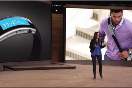 Microsoft представила второе поколение фитнес-браслета Microsoft Band