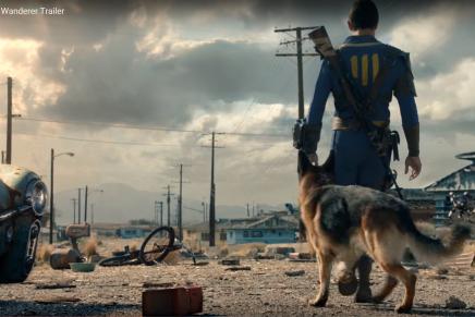 Отличный трейлер Fallout 4 с живыми актерами