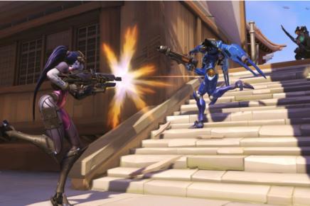 Закрытое бета тестирование первого шутера Blizzard Overwatch начнется 27 октября