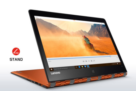 Новый Lenovo Yoga 900