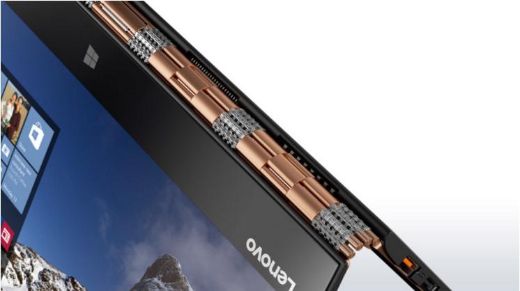 шарнир Lenovo Yoga 900