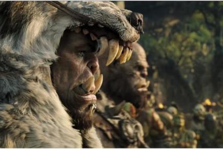 Первый официальный трейлер фильма по мотивам игры Warcraft