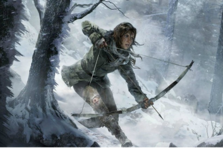 Rise of the Tomb Raider выйдет на PC в следующем месяце