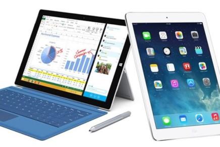 Что лучше iPad Pro или Microsoft Surface Pro 4?