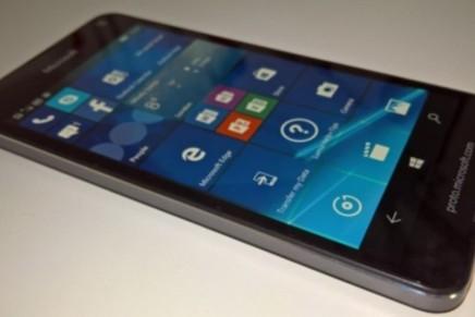 Microsoft анонсирует Lumia 650 первого февраля и это будет последняя Lumia